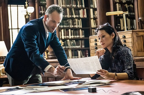 Elementary TV show on CBS: season 4
