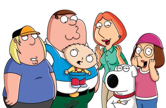 Family Guy TV show on FOX