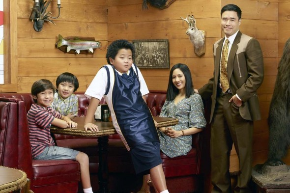 Fresh Off the Boat TV show on ABC: season 2