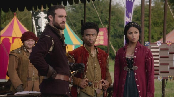 Galavant TV show on ABC: season 2