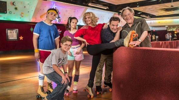The Goldbergs TV show on ABC: season 3