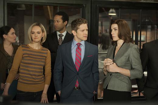 The Good Wife TV show on CBS: season 7
