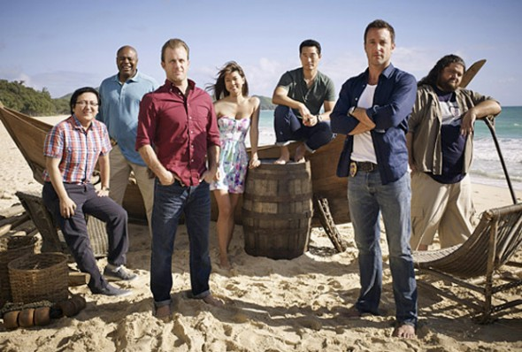 HAWAII FIVE-0 TV show on CBS: season 6