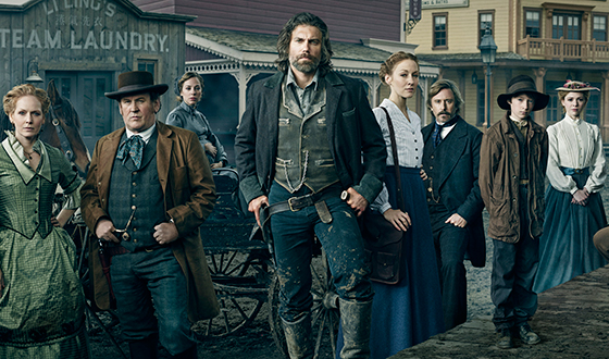 Hell on Wheels TV show on AMC: canceled