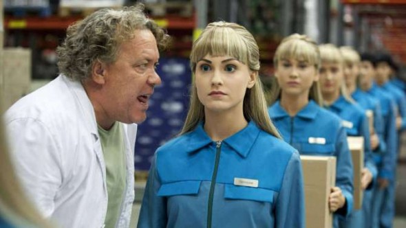 Humans TV show on AMC