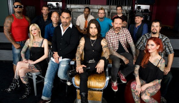 Ink Master TV show on Spike TV: season 7