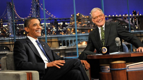 David Letterman: A Life in Television special ratings