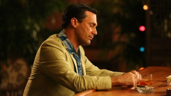 Mad men TV show finale