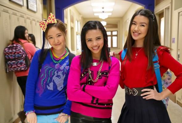 Make It Pop TV show on Nickelodeon: season 2