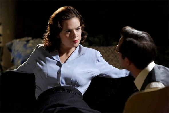 Marvel's Agent Carter TV show on ABC: season 2