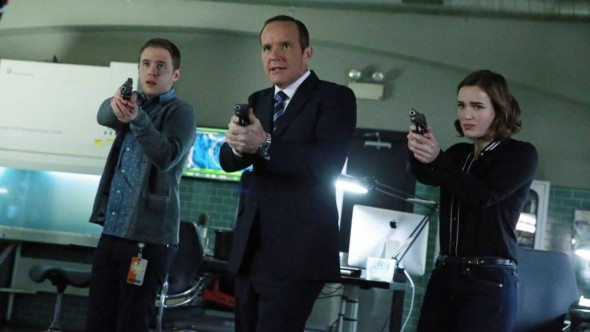 Marvel's Agents of SHIELD TV show on ABC: ratings