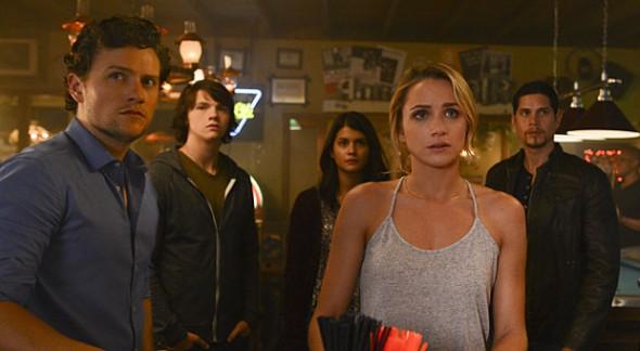 The Messengers TV show on CW: canceled, no season 2