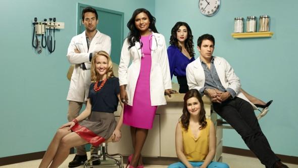 Mindy Project TV show on Hulu: season 4