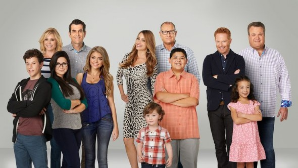 Modern Family TV show on ABC: season 7