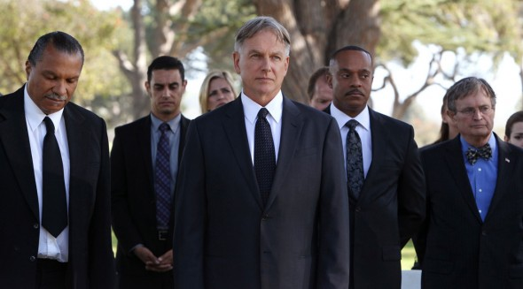 NCIS TV show on CBS: season 13 renewal
