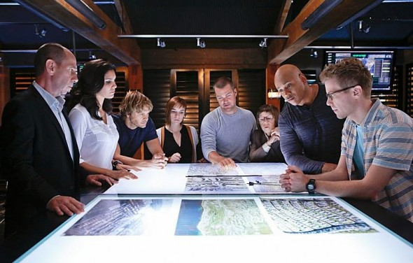 NCIS: Los Angeles TV show on CBS: season 7