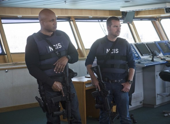NCIS: Los Angeles TV show on CBS: ratings