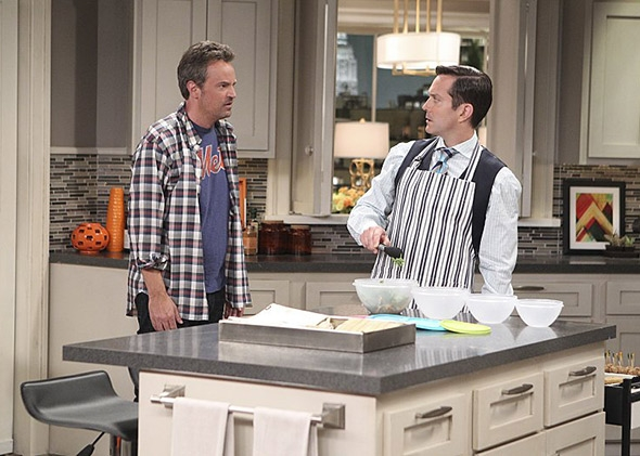 The Odd Couple TV show on CBS: season 2