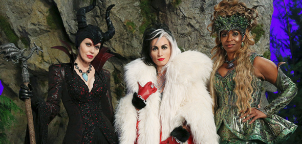 Once Upon a Time TV show on ABC: season 5
