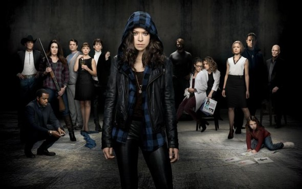 Orphan Black TV show on BBC America: season 4