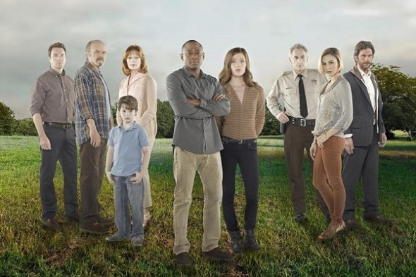 RESURRECTION TV show on ABC: canceled, no season 3