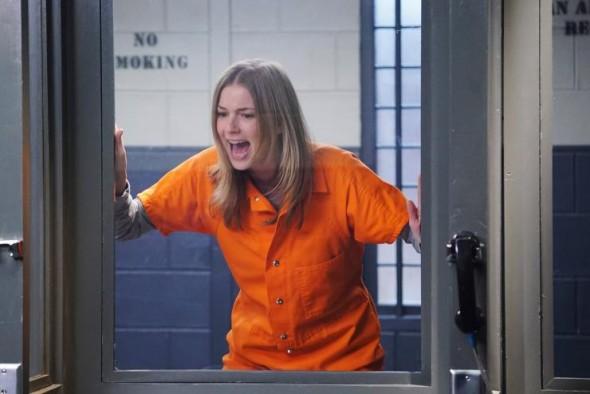Revenge TV show on ABC: last episode ratings