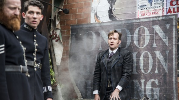 Ripper Street TV show on BBC America: season 4, season 5