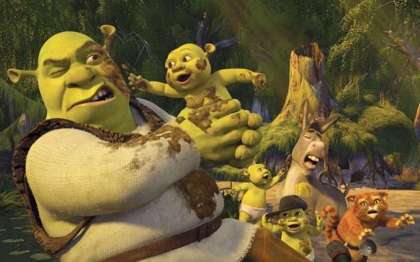 Shrek the Third movie ratings