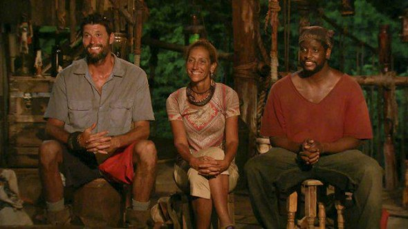 Survivor TV show ratings