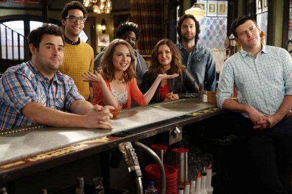 "Undateable TV show on NBC: season 3 ""live"""