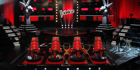 The Voice TV show on NBC renewed