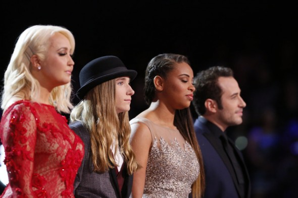 The Voice TV show on NBC: season finale ratings
