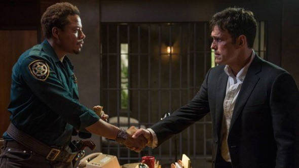 Wayward Pines TV show on FOX: ratings (cancel or renew?)