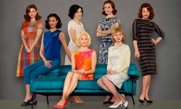The Astronaut Wives Club TV show on ABC: canceled or renewed?
