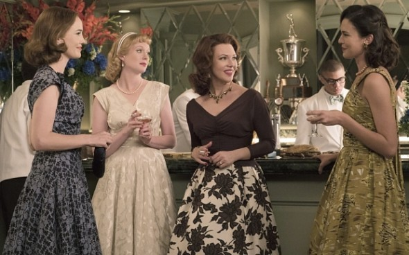 The Astronaut Wives Club TV show on ABC: ratings (cancel or renew?)