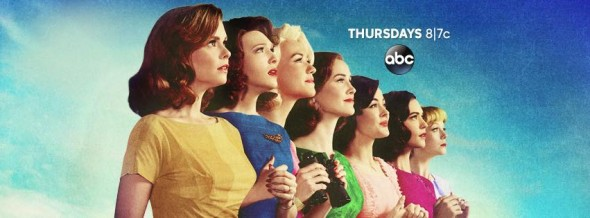 Astronaut Wives Club TV show on ABC: ratings (cancel or renew?)