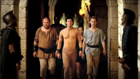 Atlantis TV show on BBC America: canceled, no season 3