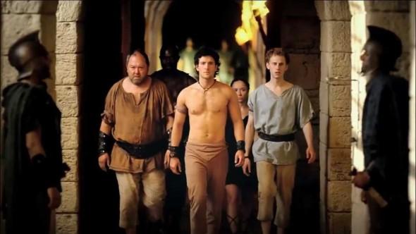 Atlantis TV show on BBC America: canceled, no season 3