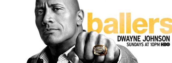 Ballers TV show on HBO: ratings (cancel or renew?)