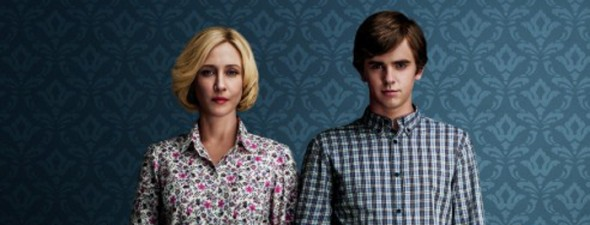 Bates Motel TV show on A&E: season four, season five