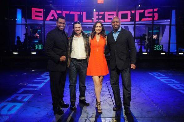 BattleBots TV show on ABC (canceled or renewed?)