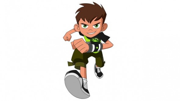 Ben 10 TV show on Cartoon Network