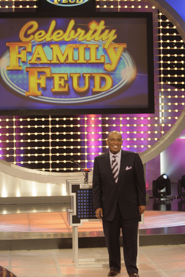 Celebrity Family Feud TV show on ABC
