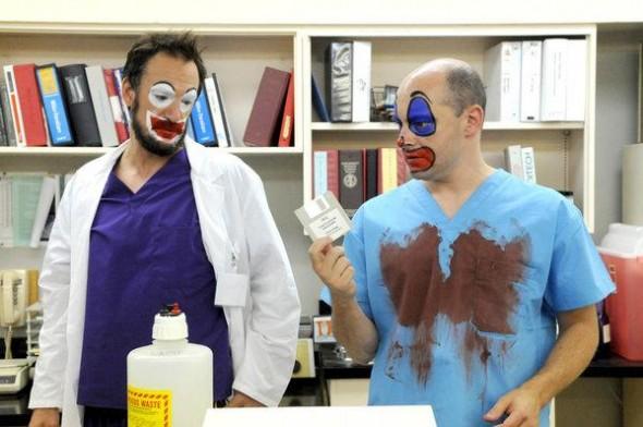 Childrens Hospital TV show on Adult Swim: season 7
