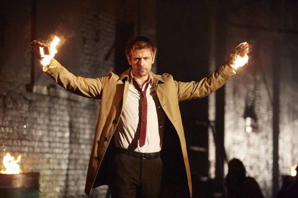Constantine TV show on NBC: staying cancelled, no season 2