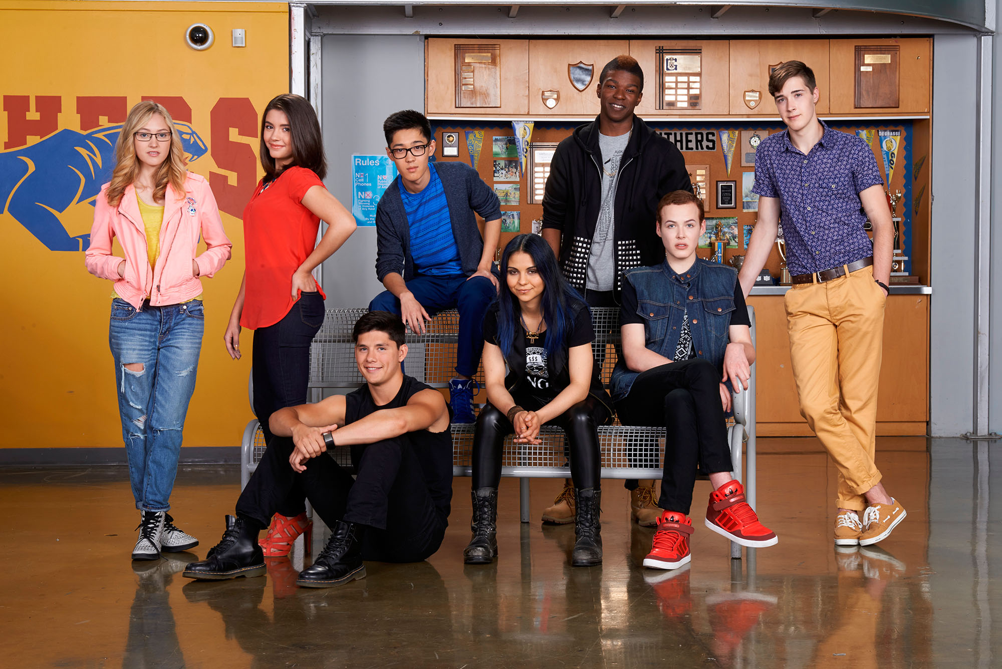 Degrassi: New Class TV show coming to Netflix