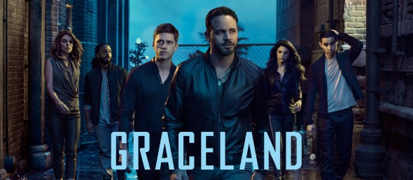 Graceland TV show on USA Network: ratings (cancel or renew?)
