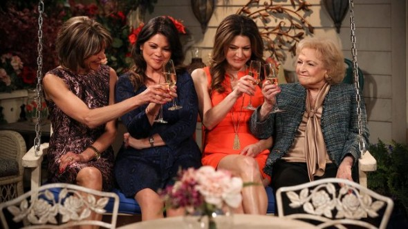 Hot in Cleveland TV show on TV Land: last episode