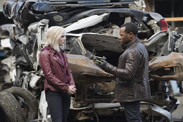 iZombie TV show on CW: ratings