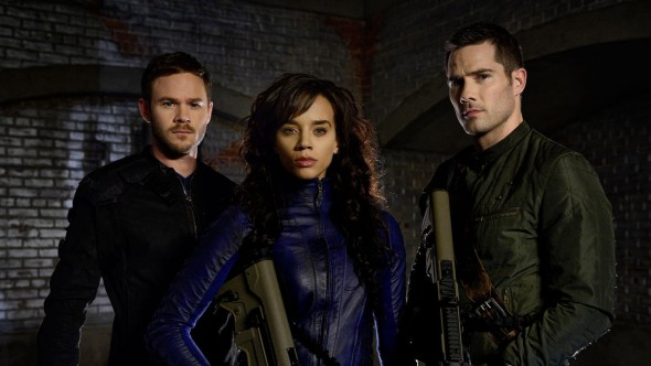 Killjoys TV show on Syfy (cancelled or renewed?)